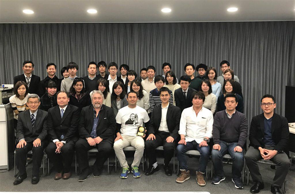 partenariats scientifiques Summit Assas Japan