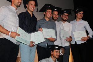 Assas diplômés kiné 2017