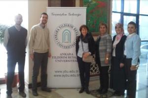 mobilités Erasmus+ Ankara