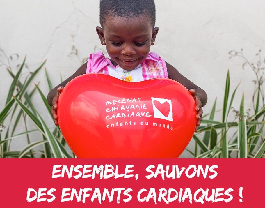 Aurélie Gauvry mécénat cardiaque Assas