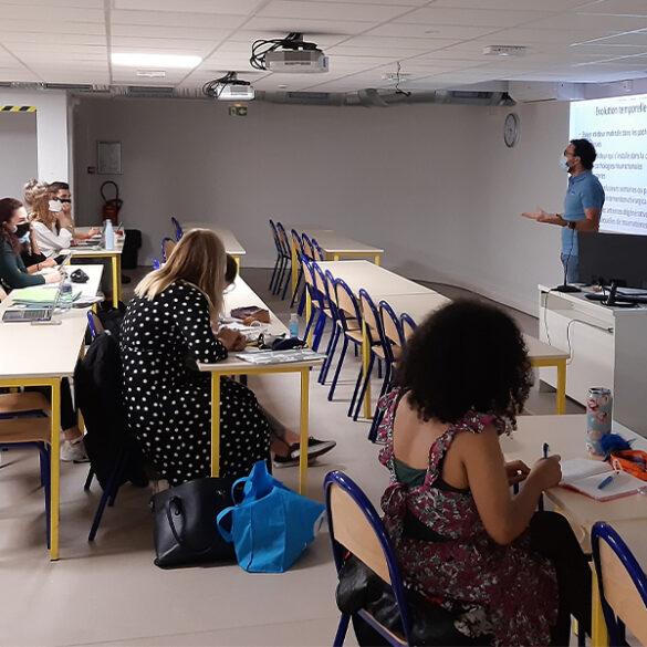 image_La scolarité à l'IFMK Ecole ASSAS